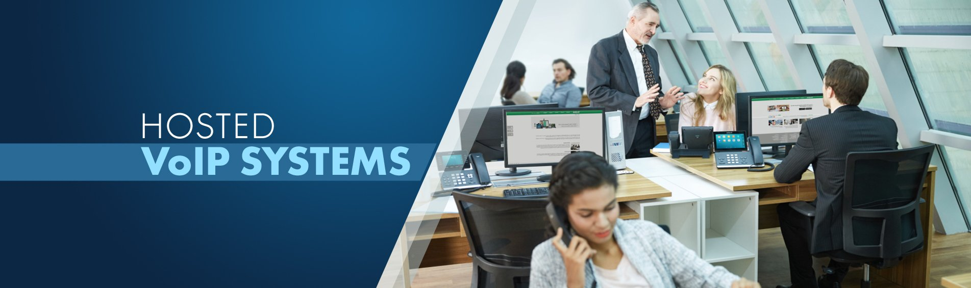 Hosted VoIP Systems